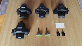 Thule Roof Rack Feet for Audi A5/S5