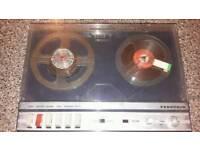 VINTAGE FERGUSON REEL TO REEL TAPE RECORDER 3245