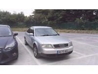 Audi A6 spares or repairs