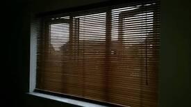 Wooden blindes