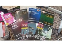 NEW GCSE STUDY GUIDES MAY 2017