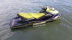 Seadoo rxt 215 supercharged