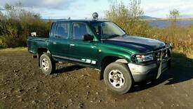 2004 Toyota hilux puckup d4d 9500 miles Cookstown