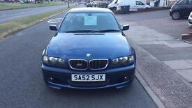 BMW 330d m sport e46