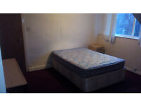 Large Single Room with Double Bed...£60 per week.