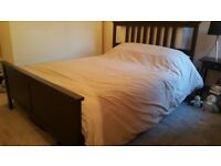 IKEA King Size Double Bed For Sale