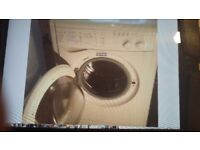 Washt machine Indesit. £65.00