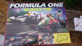Vintage Formula 1 Scalextric in original box