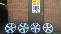 "21"" BMW 7-Series Sport Original Staggered Rims (Style 128)"