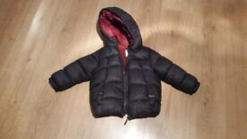 Boys Zara coat