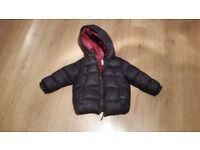 Boys Zara coat