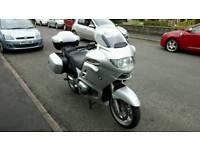 BMW R1150RT tourer motorbike
