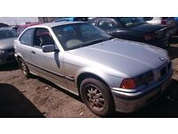 1998 BMW 316, 1.6 PETROL, BREAKING FOR PARTS ONLY, POSTAGE AVAILABLE NATIONWIDE