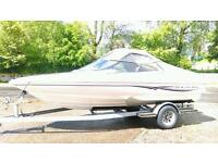 Regal speed boat