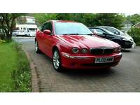 Jaguar x type 2.1 v6