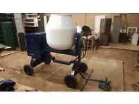 Belle Premier 200XT concrete/cement mixer