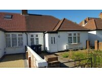 3 BEDROOM SEMI DETACHED BUNGALOW ONLY FOR FULLY WORKING FAMILIES