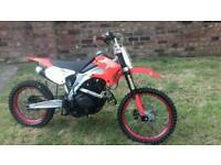 Off road motorcycle 250cc 4 stroke