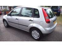 Ford Fiesta 2003 12 Months MOT 5 Door £499