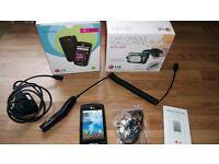 LG Optimus P500 Mobile Phone & Accessories