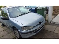 Cheap reliable Peugeot 106