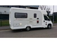 2 Berth Motorhome hire, long or short term