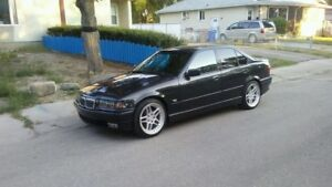 1995 BMW 320i right hand drive