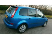 2006 Ford C Max 1.6 16V (114BHP), Low mileage, Full Service History, Car is in very good condition,