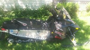 2010 skidoo gsx 600 trade for another sled