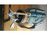 Golf set ideal for beginners