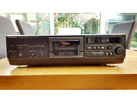 Technics Cassette Deck RS-AZ7 - 3 head and very rare. Not working properly. Offers please