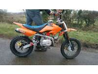 k2r 100cc pit bike.. mint