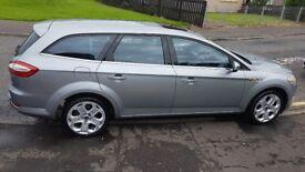 Ford Mondeo Estate - 2010 2.0TDCi Titanium X Silver £5,500
