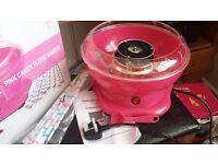 Pretty Pink Candy Floss Machine - Brand New