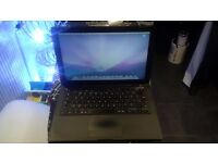 Macbook A1181 with 640gb hard drive, intel dual core 2.4ghz and 4gb ram