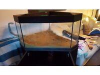 Juwel corner tank 150 litre