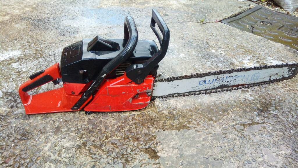 Jonsered 630 super chainsaw for sale in pencoed bridgend gumtree jonsered 630 super chainsaw for sale greentooth Images