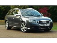 AUDI S4 AVANT 2006 FULL AUDI SERVICE HISTORY WITH RECARO LEATHER RS4 RS6 BMW M5 M3