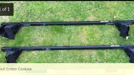 MONT BLANC UNIVERSAL ROOF BARS