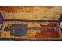 Warwick Corvette 4 String German Bass (2008)