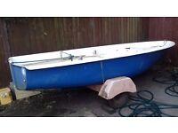 Sailing boat 12ft