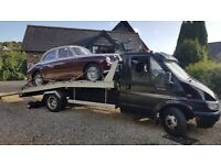 Super23: Car Transport & Recovery From Scotland. Discounted Rates North to South! 07866000023