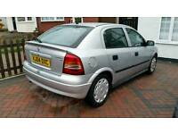 Vauxhall Astra 1.6i *12 Months Mot* *Service History* *HPI Clear*
