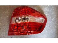 Mercedes M Class ML Class Rear LED Tail Lights, Genuine Mercedes Parts £180