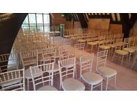 Chiavari chair/table hire