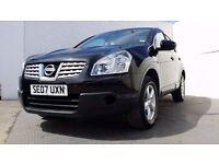 2007 | Nissan Qashqai 1.6 Visia 2WD 5dr | Manual | Petrol | 1 Former Keeper | 1 Year MOT | HPI Clear