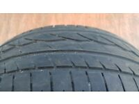 2xTyres(205/55/16) Bridgestone
