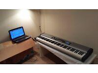 FATAR STUDIOLOGIC VMK-188 PLUS - MIDI KEYBOARD -weighted keys