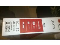 LG 32' LED tv **reduced price,needs going asap**