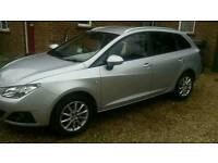 Seat ibiza sti estate automatic 7 gears